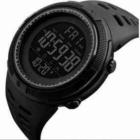 Relógio Esportivo Digital Skmei Preto Resistente Á Agua