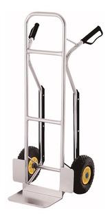 Carretilla De Aluminio Carreta Zorra 200kg Stanley Ht525