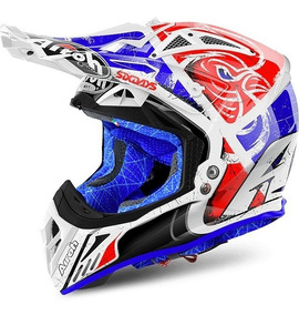 Capacete Airoh Motocross Aviator 2.2 Six Days