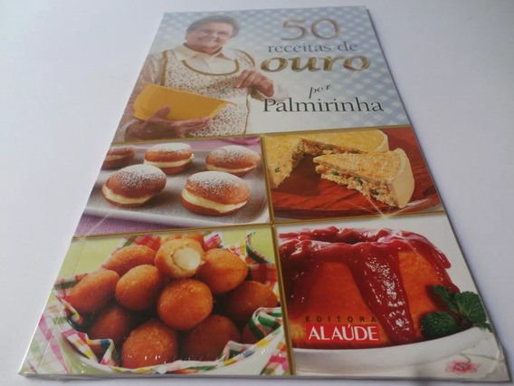 Kit Com 5 Revistas Palmirinha