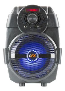 Parlante Portátil Karaoke Potente! Bluetooth - Sd - Radio Fm