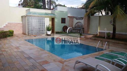 Imagem 1 de 30 de Casa Com 4 Dormitórios À Venda, 415 M² Por R$ 1.600.000,00 - Jardim Madalena - Campinas/sp - Ca1487