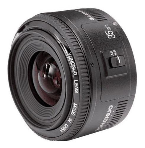 Lente Yongnuo Yn 35mm F2 Para Canon