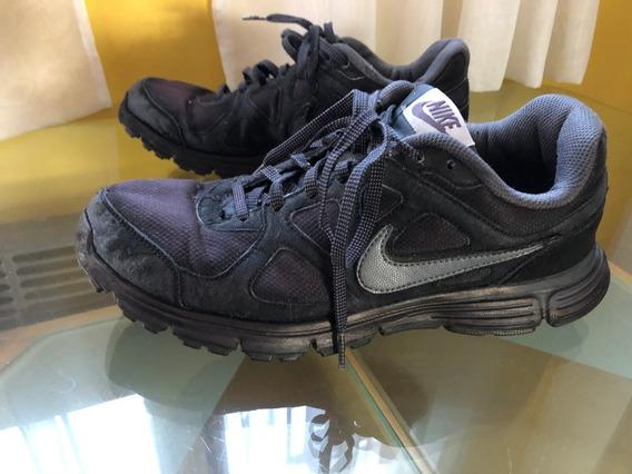 Zapatillas Nike Negras Talle 41