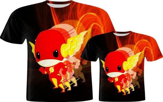 Camisa Masculina Pai E Filho - Flashzinho