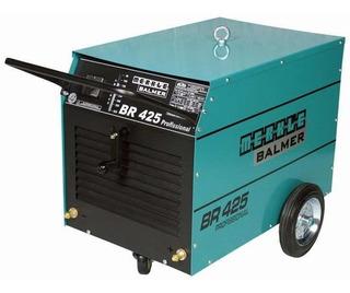 Maquina De Solda Retificadora Br425dc P/eletrodo - Balmer