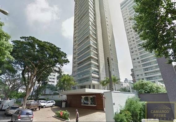 Maravilhosa Cobertura Mobiliada Jardim America - Eb85259