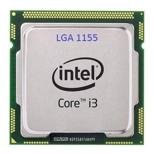 Imagem 1 de 2 de Processador Intel Core I3 2120 2 Nucleos 3mb Cache Lga 1155