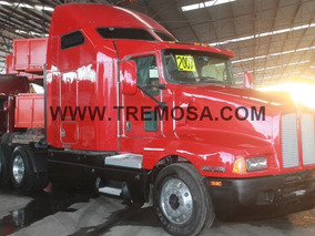 Tractocamion Kenworth Aerocab T600 2007 100% Mex. #2756