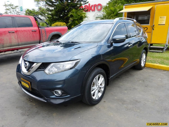 Nissan X-trail At 2500cc 4x2