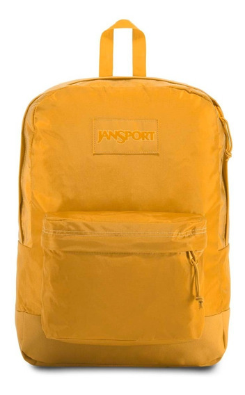 Zonazero Mochila Jansport Mono Superbreak English Mustard