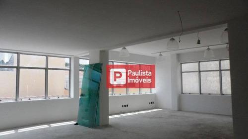 Sala Para Alugar, 118 M² Por R$ 7.470,00/mês - Brooklin Paulista - São Paulo/sp - Sa0841