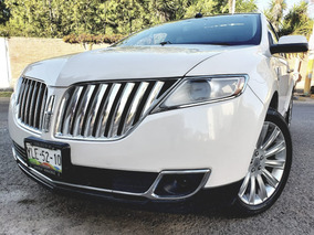 Lincoln Mkx Premium Awd 2012 At