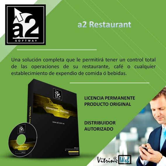 A2 Restaurant Sistemas