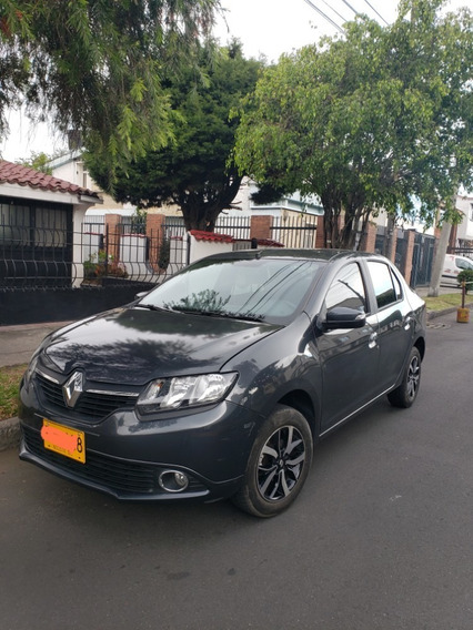 Renault Logan Intens Mt Version Exclusive 1600cc