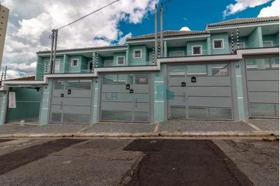 Sobrado Com 3 Dormitórios À Venda, 110 M² Por R$ 510.000 - Vila Nova Mazzei - São Paulo/sp - So0393