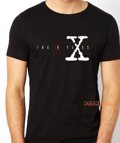 Camiseta Arquivo X Files Fox Mulder Pronta Entrega