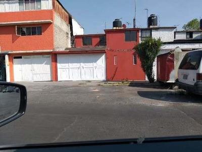 Casa En Venta Tlahuicas No.110 Ctm Culhuacan V Seccion