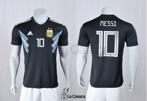 a2ed4246 Camiseta Negra De Messi - Camisetas de Fútbol en Mercado Libre Colombia