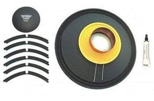 Reparo Kit Completo Original 12 Steel 400 Oversound 8 Ohms