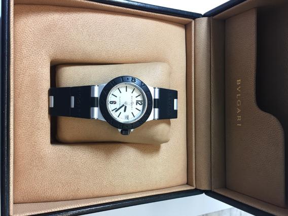 Reloj Bvlgari Aluminium