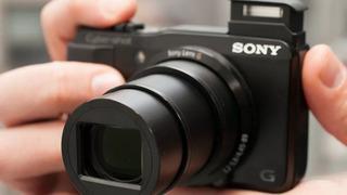Camara Semi Profecional Sony Cyber-shot Dsc-hx30v 18 Mpx