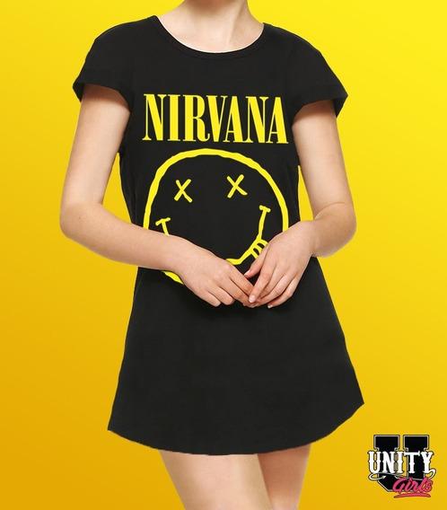 Vestido Playero De Mujer Nirvana