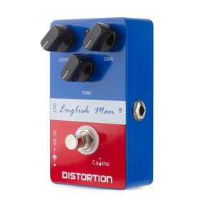 Pedal English Man Caline - Marshall Plexi Distortion (clone)