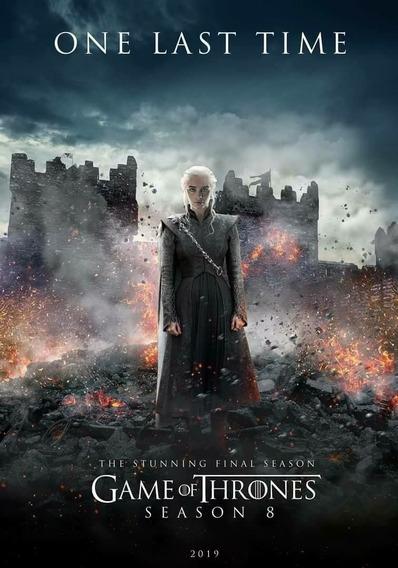 Game Of Thrones 8ªtemporada Completa Dublado