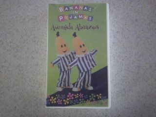 Bananas In Pyjamas Avenida Abrazos En Vhs