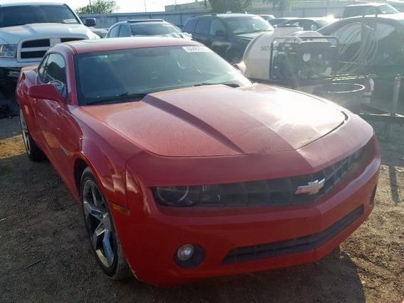 Chevrolet Camaro 2011 Lt Se Vende Solamente Por Partes