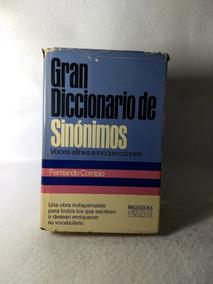 Diccionario De Ideas Afines Fernando Corripio Ebook