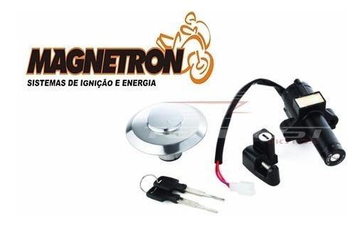 Kit Chave Ignição Tornado Xr 250 06-07-08 Magnetron + Brinde
