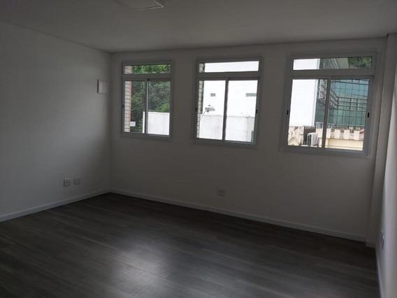 Sala Em Vila Nova, Santos/sp De 33m² Para Locação R$ 730,00/mes - Sa373475