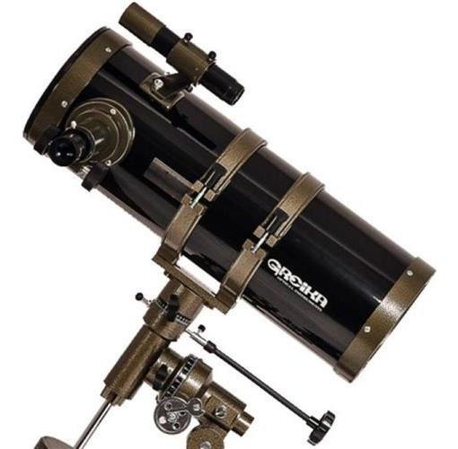 Telescópio Equatorial Newtoniano C/ Tripé 1400150eq Greika