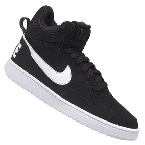 39446583a29 Tênis Esportivo Nike Court Borough Low (gs) Branco De Dafiti - Tênis ...
