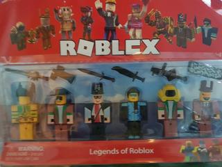 Figuras Roblox X 6 Unidades 8 Cm Importado Local Caba