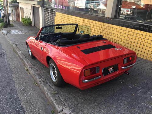 Puma Gts Cabriolet Nao Gtb Spyder Alfa Gtv Mg Lafer Miura Gt
