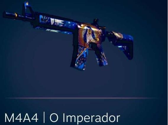 M4a4 Imperador - Skin Csgo