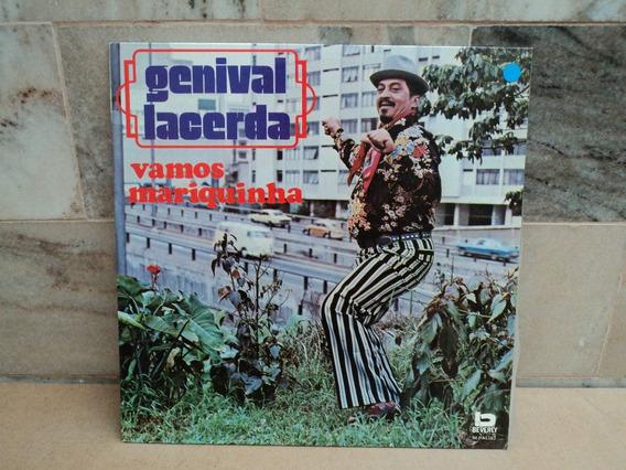 Genival Lacerda-1991-vamos Mariquinha-lp Vinil