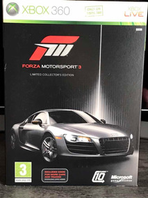 Forza Motorsport 3 - Limited Collectors Edition