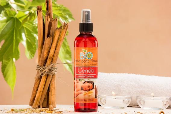 Aceite Para Masaje De Canela 1 Litro, Relajante, Afrodisíaco