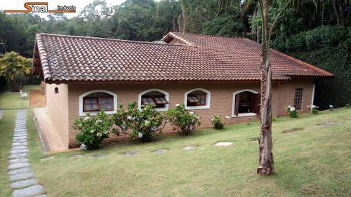 Ibiúna - Casa Com Piscina - Moradia Ou Lazer *((cód.c311))*