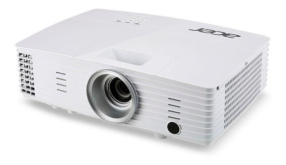 Datashow Data Show Projetor Acer P1185 Hdmi 3200 Lumens