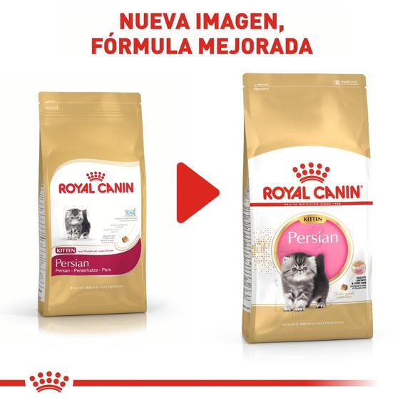 Royal Canin Persian Kitten 2 Bolsas De 1.37kg
