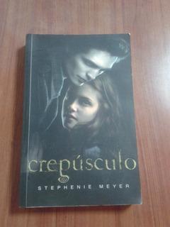 Libro Crepusculo. Stephenie Meyer.