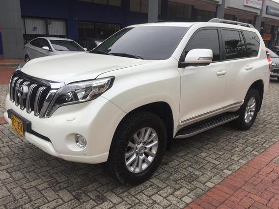 Toyota Prado Vx 4.0 2015 Blanco 5 Puertas