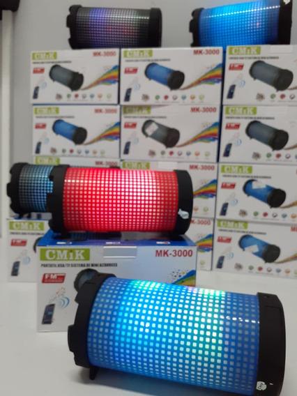 Caixa De Som Bluetooth Usb 5w Xtrad Mk-3000
