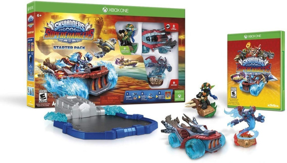 Skylanders Superchargers Xbox One Stater Pack