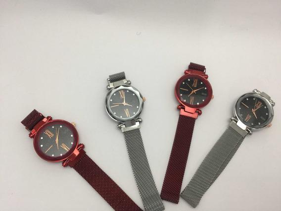 Relógios Femininos , Pulseira Magnética !